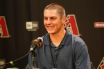 First Round Pick Trevor Bauer Press Conference